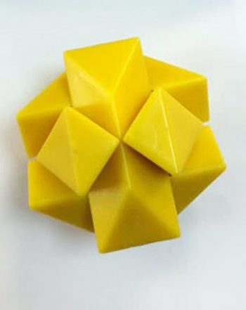 معمای ستاره رنگ زرد