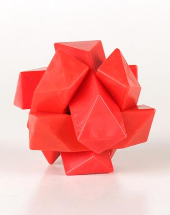 بازی فکری معمای ستاره رنگ قرمز