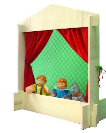 پنجره نمایش عروسکی