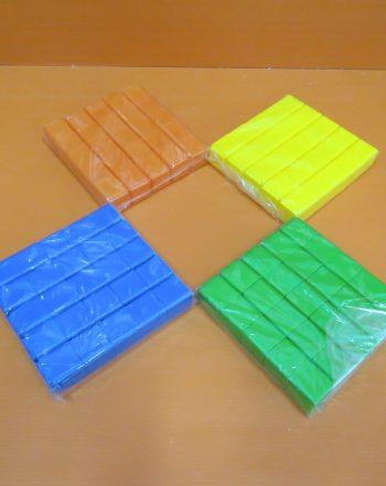 چینه های ۳سانتی زرد ( ۲۵ عددی )