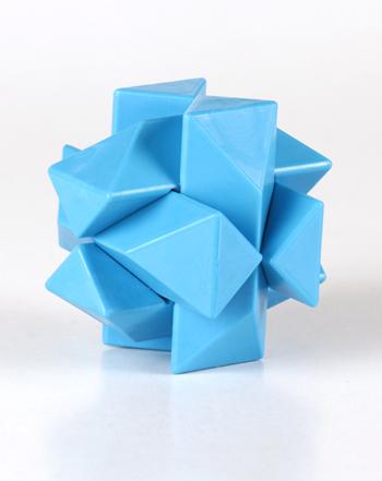 معمای ستاره رنگ آبی