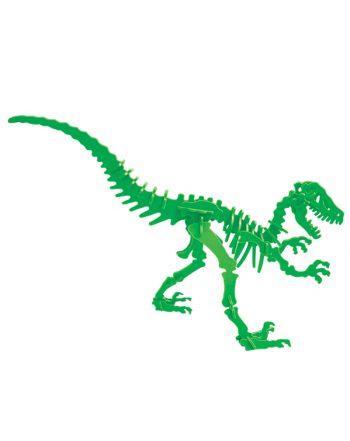 بازی فکری جورچین ۳بعدی دایناسور مدل سراپتور