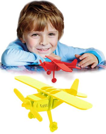 بازی فکری جورچین سه بعدی هواپیما کد۳۷۴