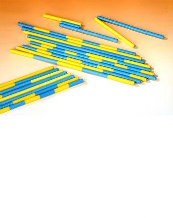 لوله های تقسیم شونده کسر متعارفی ساده  ۱۰ عددی